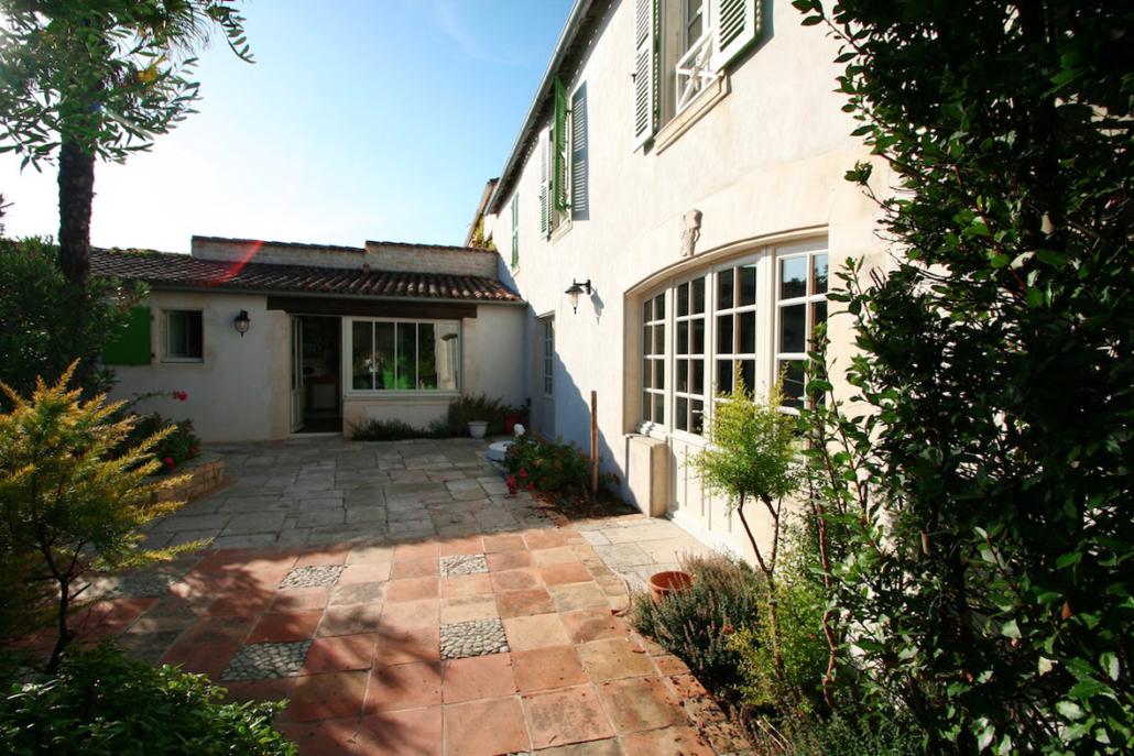 Villa Bel Air - La terrasse